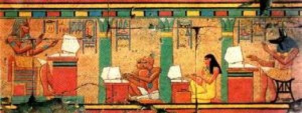 Dyslexie egypte ancienne