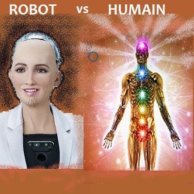 sophia versus humain